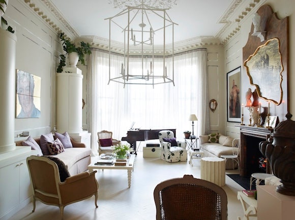 13 Spaces with High Style Ceilings 1stdibs