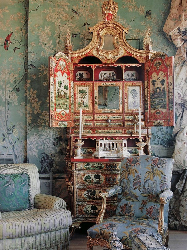 Chinoiserie In Room Design 21 Modern Exotic Spaces