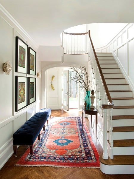 17 inviting foyers and entryways 1stdibs for Foyer area interior