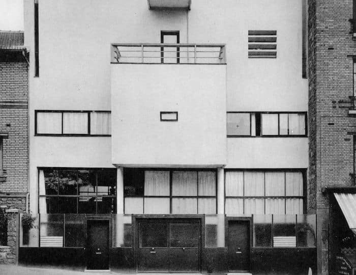 Le corbusier 39 s buildings in paris a walking architecture tour - Le corbusier design style ...
