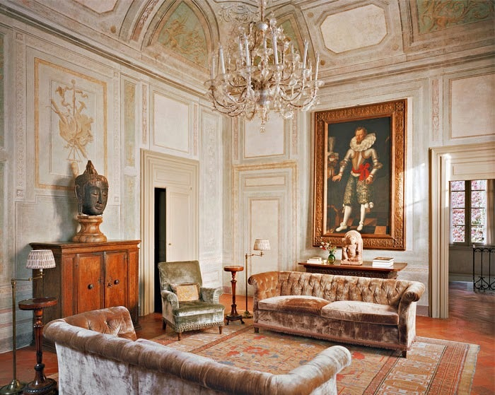 Italian interior design 20 images of italy 39 s most beautiful homes - Studio interior design brescia ...