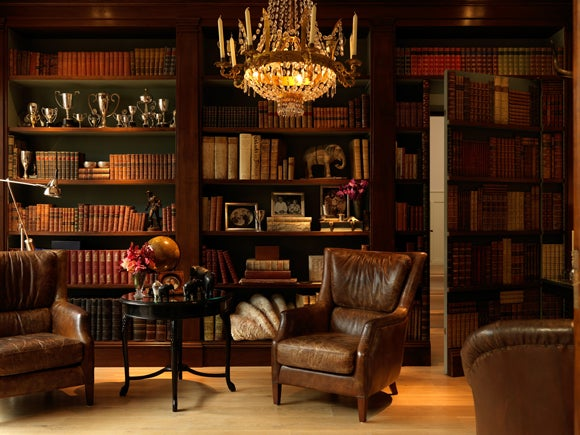 15 Sophisticated Spaces For Stylish Men 1stdibs