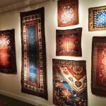 Available exclusively on 1stdibs, the rugs were on display at Kentshire Galleries' Madison Avenue location during Asia Week in March.
