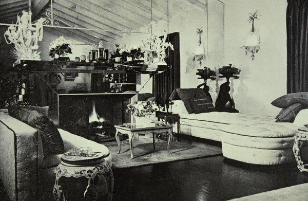 The Drawing Room Of De Wolfe S Beverly Hills Estate After All