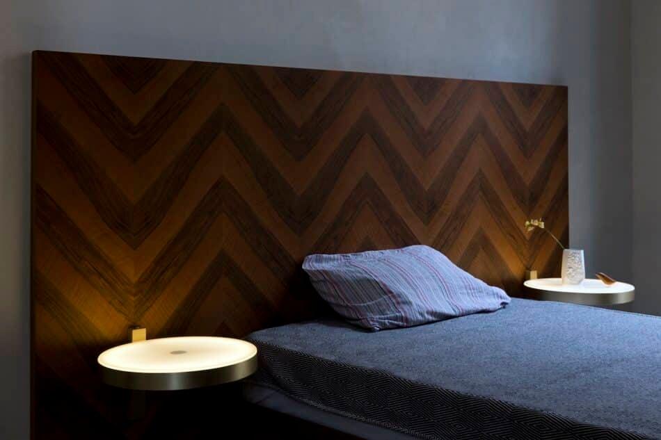 Pietro Russo bedroom