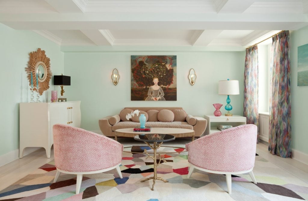 Fawn Galli infused Greenwich Village home