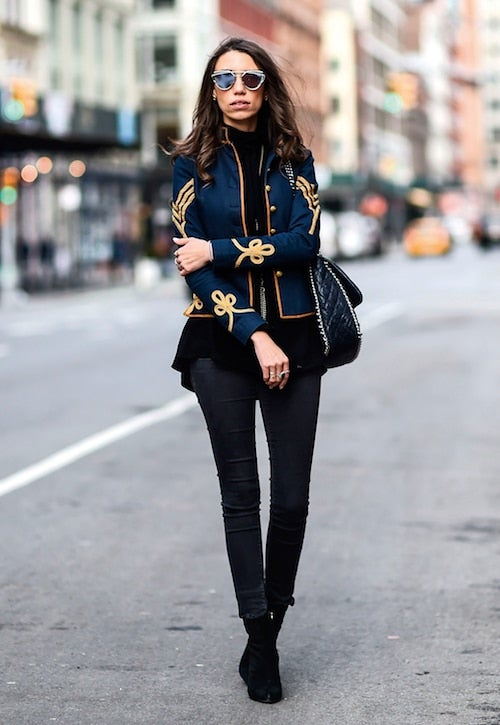 Dressed To Kill How Military Style Has Invaded Fashion The Study
