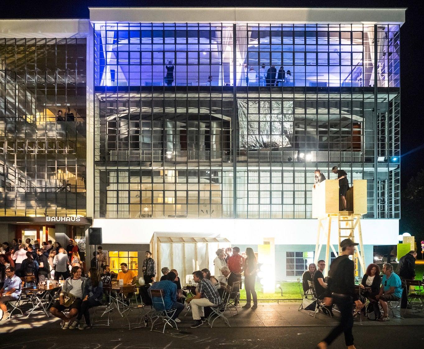 Bauhausfest 2016