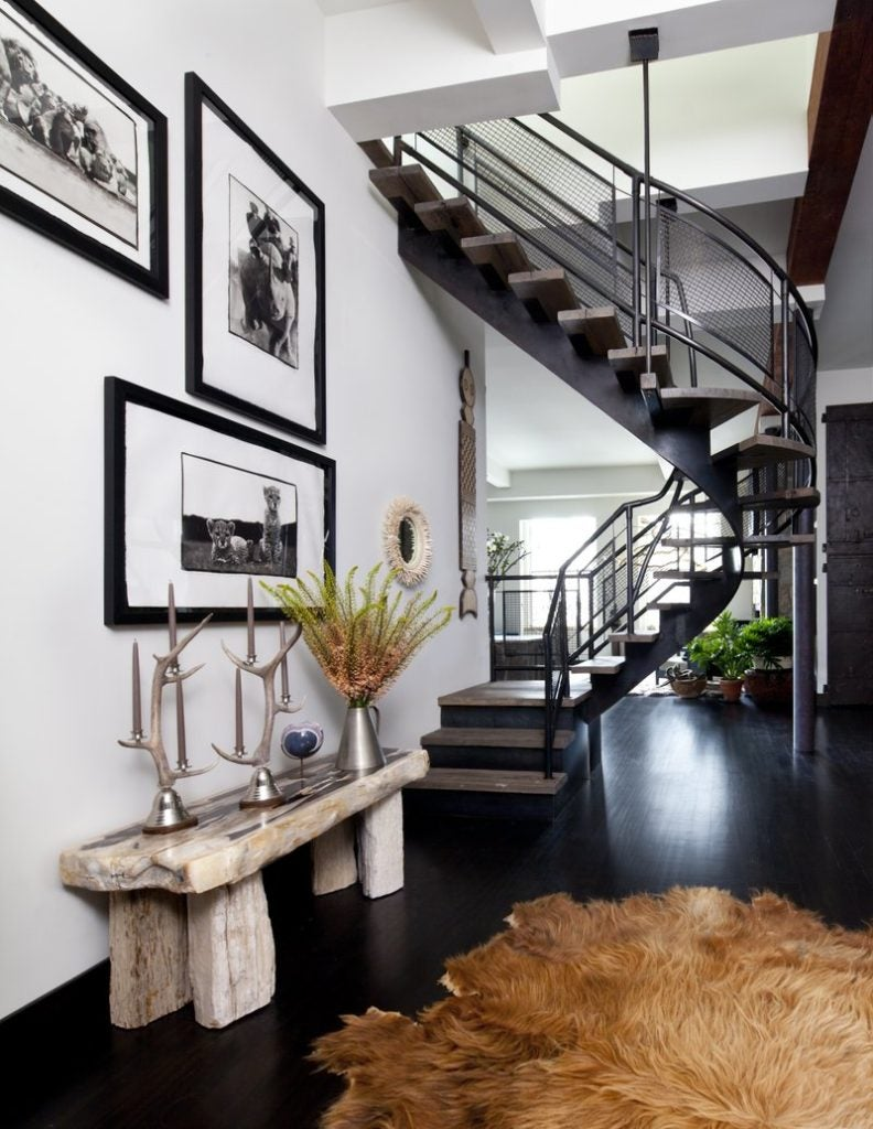 Manhattan Based James Huniford Has Created A Name For Himself In The World  Of Masculine, Bohemian Design. Case In Point: An Award Winning Penthouse On  Bond ...