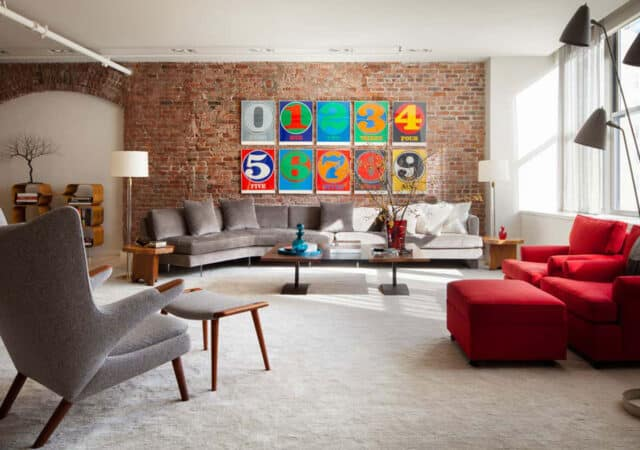 featured image for post: How to Arrange Wall Art: The Complete Art Placement Guide