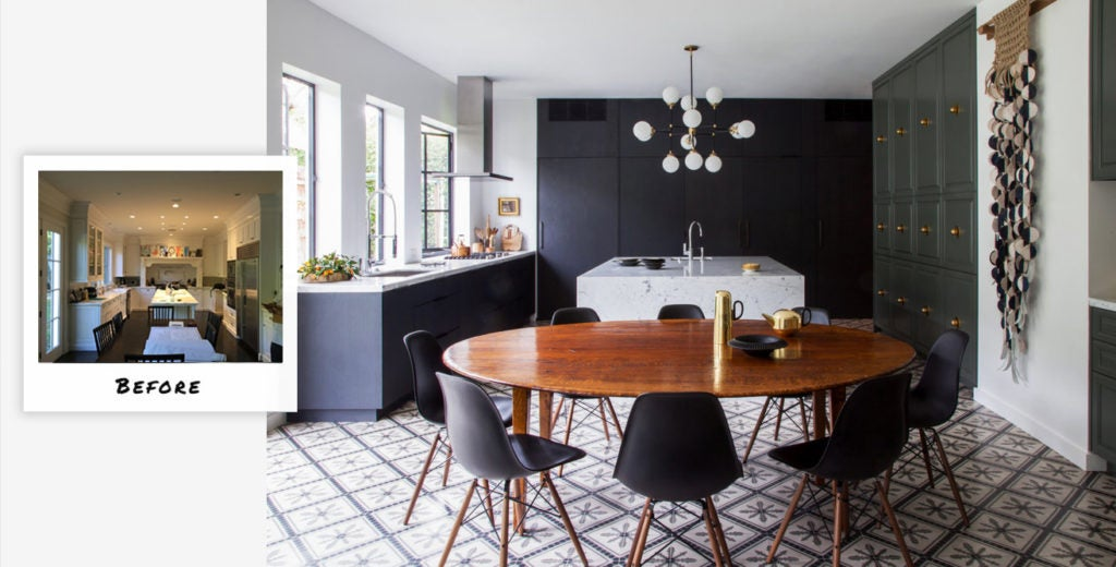 Brentwood kitchen renovation by Studio Hus.