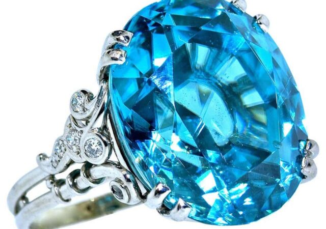 featured image for post: Zircon Rings: Our Guide to a Uniquely Colorful Natural Gemstone