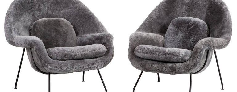 furry Womb chairs