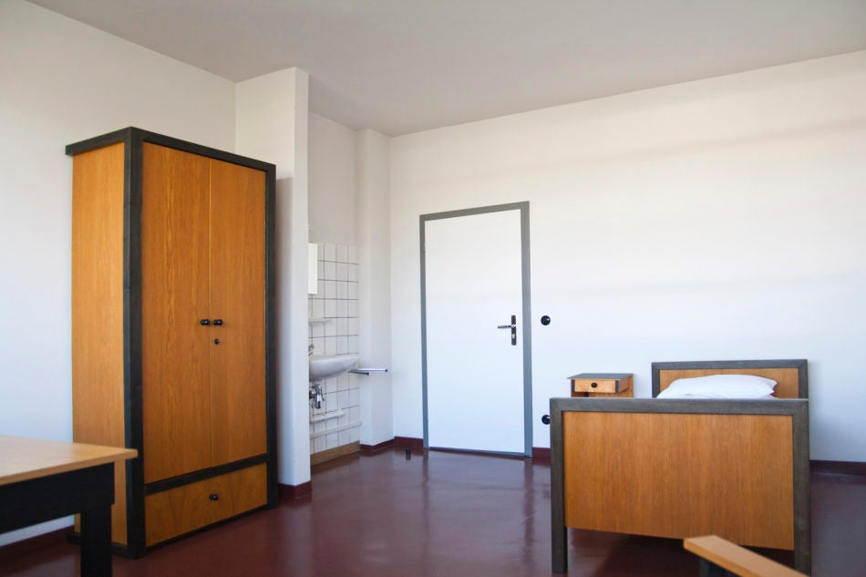 Arndt room at Bauhaus Studio Building