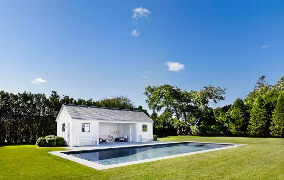 17 Summer Perfect Pool Houses The Study
