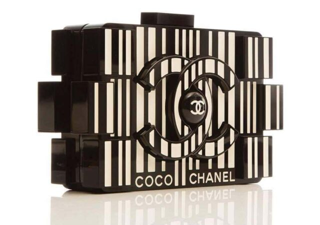 featured image for post: Chanel's Boy Brick Lego Bag Transforms a Barcode into Art