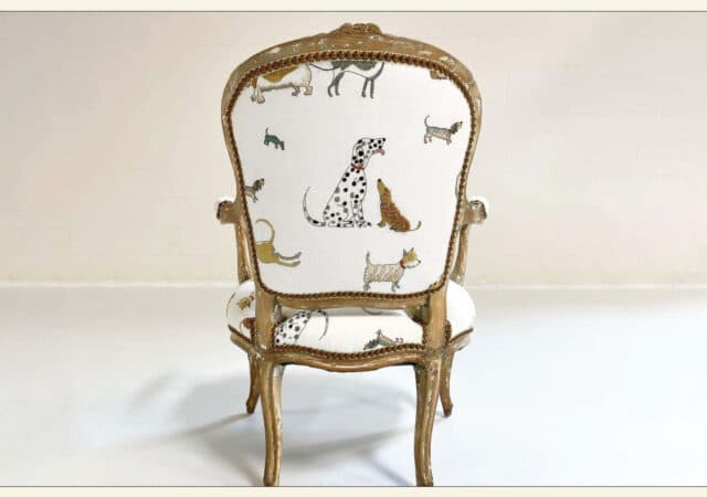 featured image for post: How to Reupholster a Chair