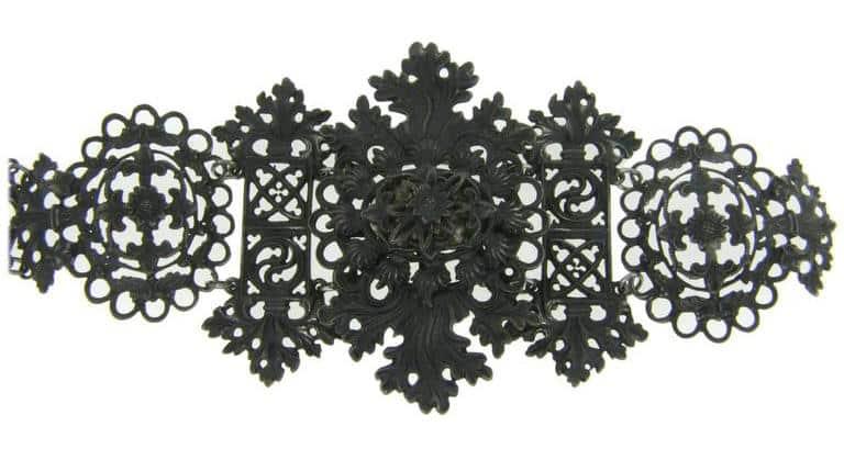 Georgian Berlin Iron Bracelet