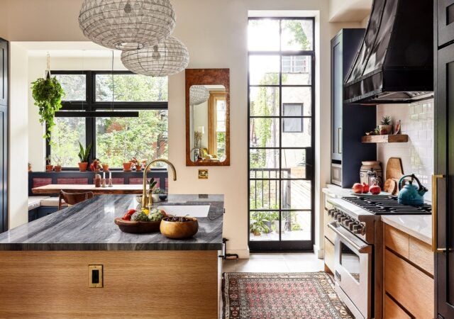 featured image for post: 17 Warm and Welcoming Kitchens in Brooklyn