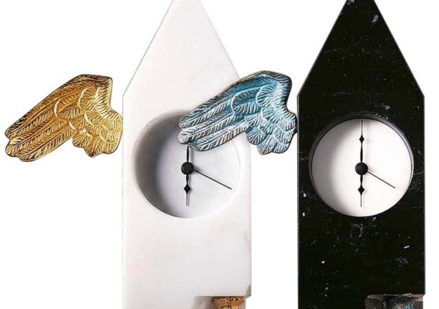 featured image for post: 12 Cool Clocks That Artfully Tell Time