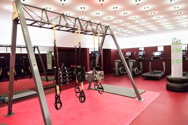 Gym Decor Interior Design in Fab Home Fitness Rooms 1stdibs