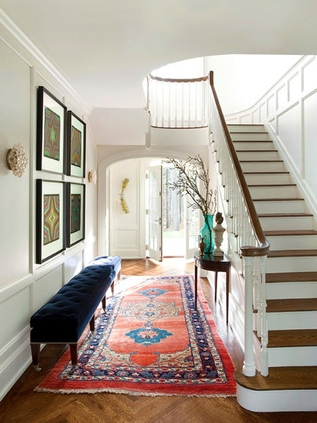 17 Inviting Foyers And Entryways The Study