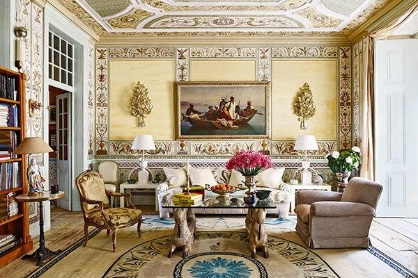 21 Exquisite Iberian Interiors The Study
