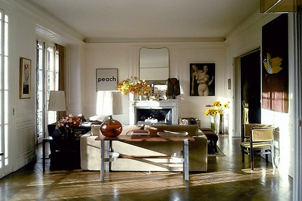 Fashion Designer Homes Interiors Of Yves Saint Laurent
