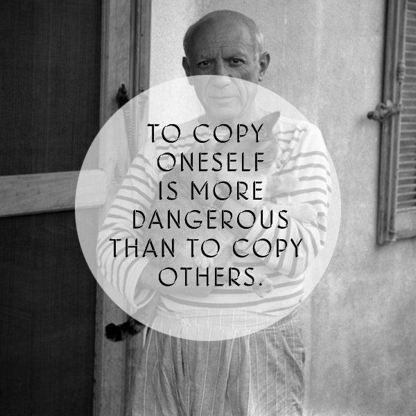 10 Outrageous Pablo Picasso Quotes