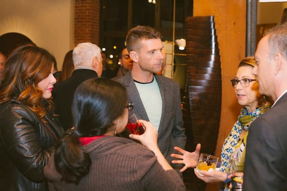 In a 1stdibs event at his showroom last month, Roeper talked shop with guests.