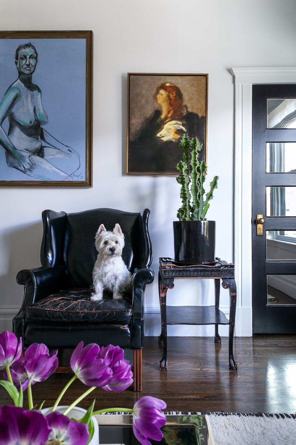 This San Francisco Home Is Both Chic And Compact The Study