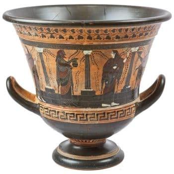 Greek vessel