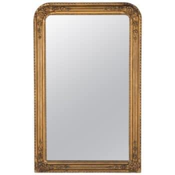 gilded mirror