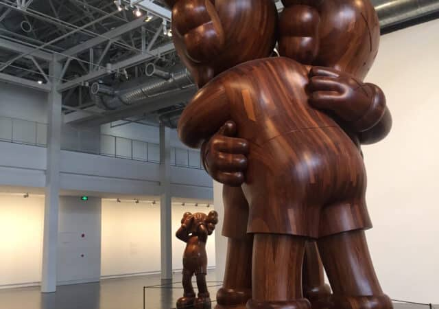 featured image for post: Whether on the Street or in Museums, KAWS Is Having an Effect on Popular Culture