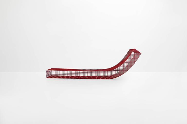 Wire S #5 by Muller Van Severen