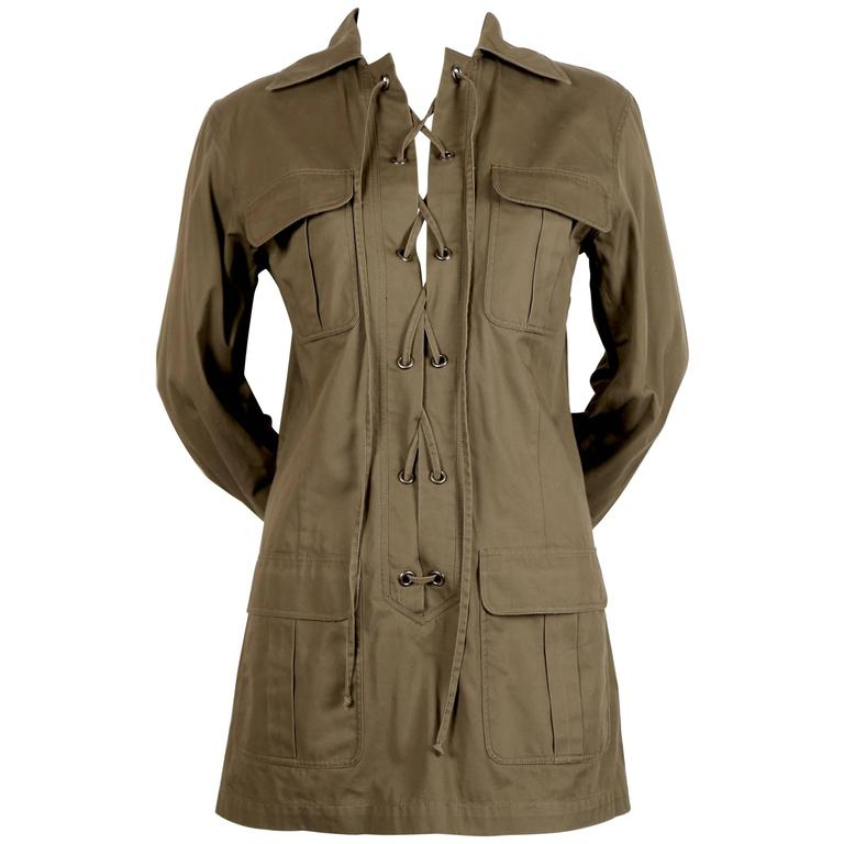 safari tunic
