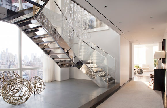 23 High-Style New York City Penthouses | The Study
