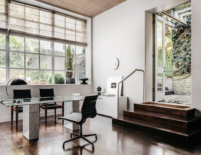 ECHE office