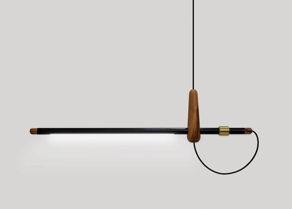 André Ferri's Luminária Costureira