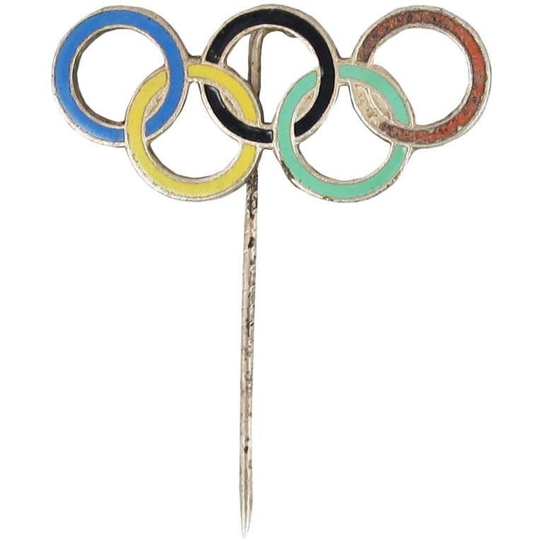 olympics pin