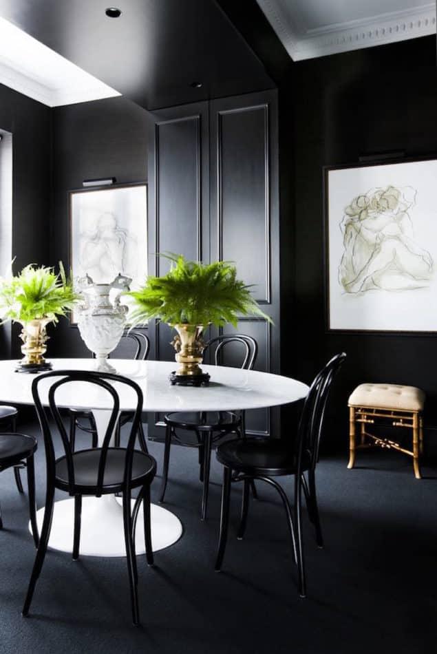 Brendan Wong dining room in Sydney, AU