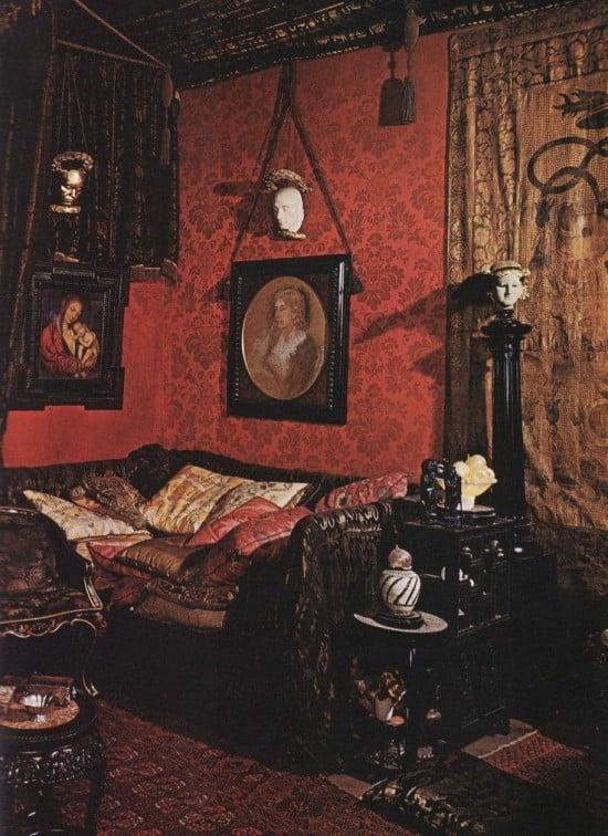 Dark And Moody Interiors