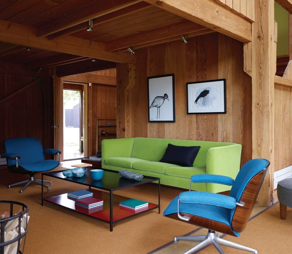 Kay Kollar modernist cabin