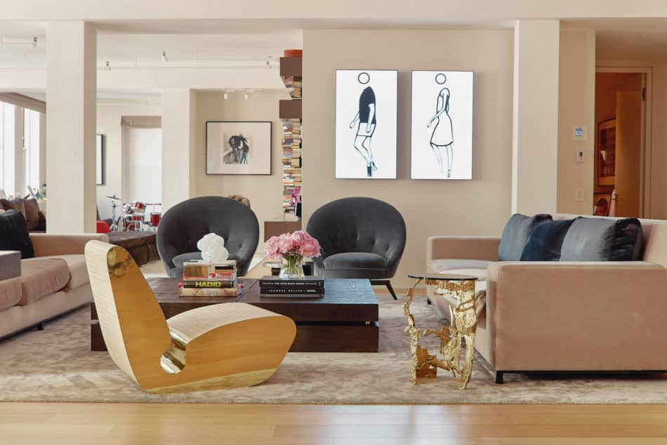 Lafayette Street home by D'Apostrophe