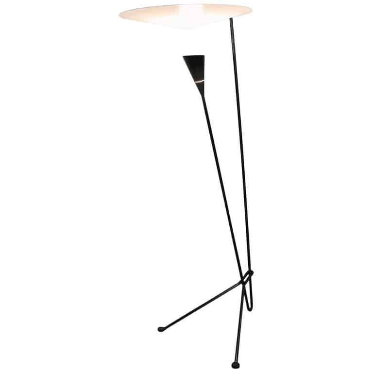 Michel Buffet designed this floor lamp in 1952.