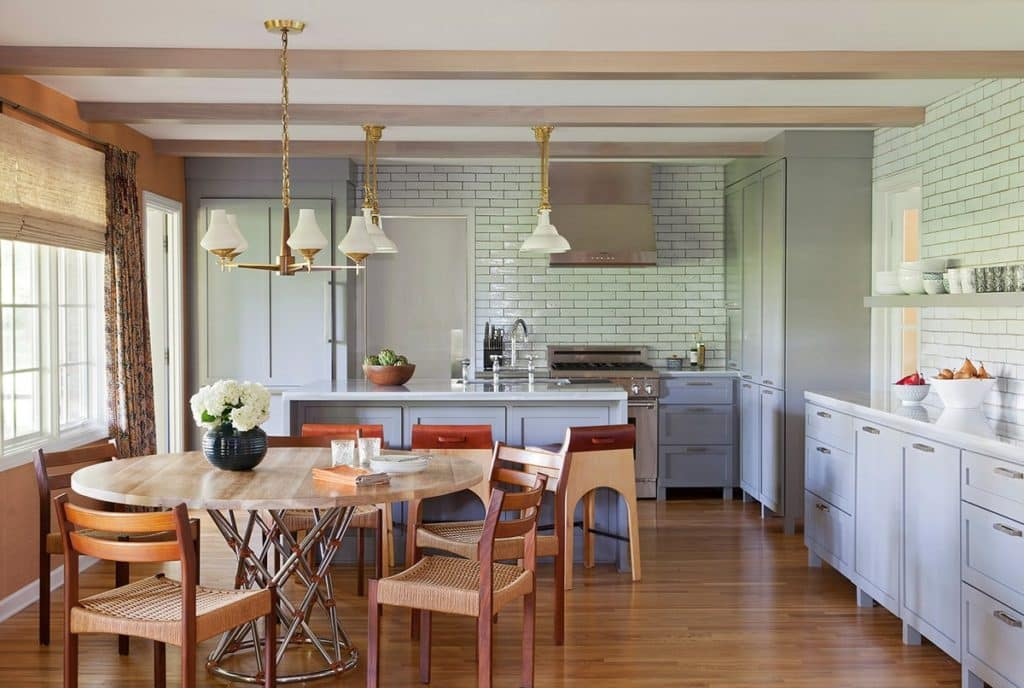 18 Inviting Eat In Kitchens The Study