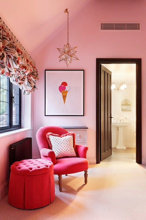 How to Use Pink in Your Home | The Study