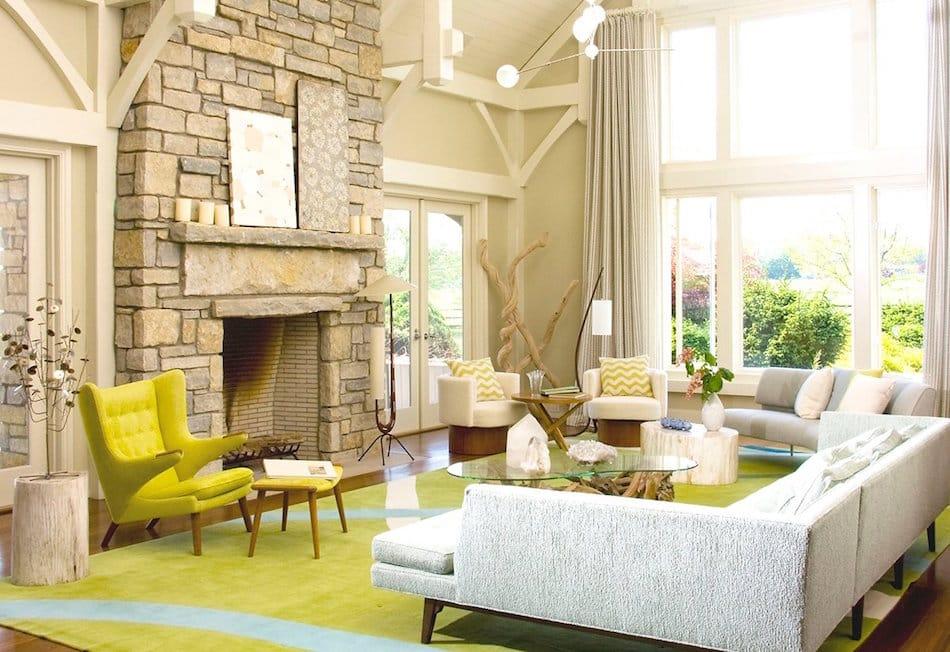 Amy Lau–designed home in Bridgehampton