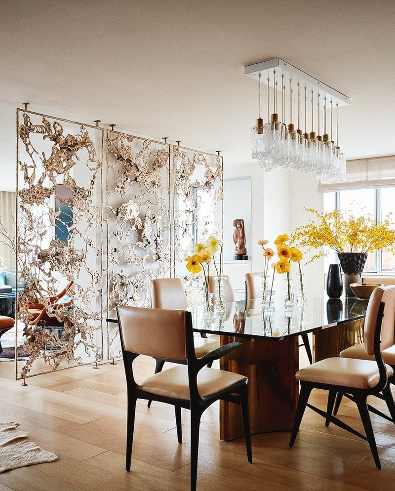 Define Spaces Manhattan Dining Room