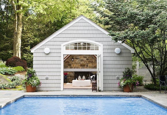 12 Summer Perfect Pool Houses The Study
